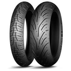 Мотопокрышка 190/55 R17 75W MICHELIN Pilot Road 4